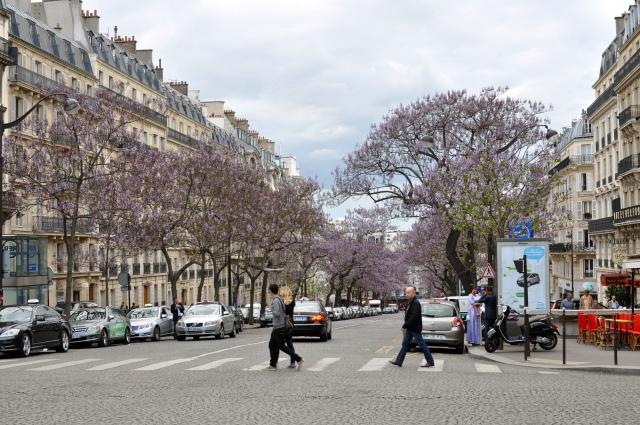 Paris, Printemps