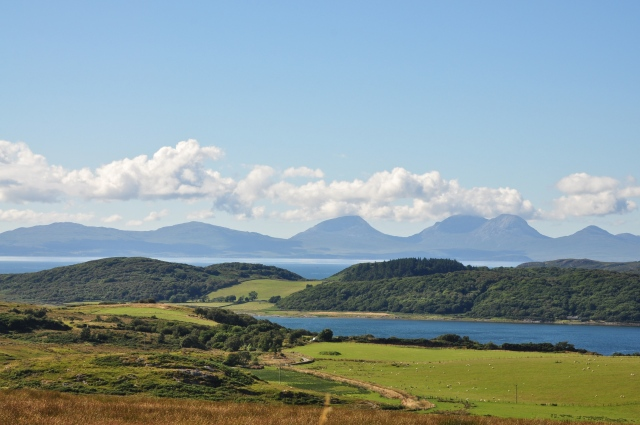 First glimpse of Jura