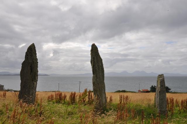 Ballochroy standing stones