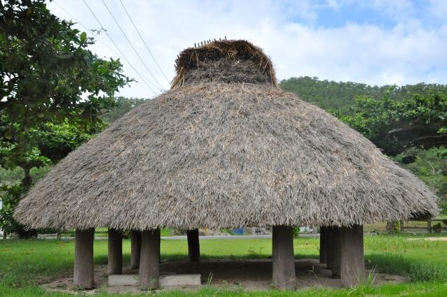 A house for Gods in the village, Aga, where Ichiro san lives