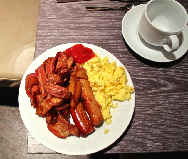 Ok I love Japanese breakfast but yeeha