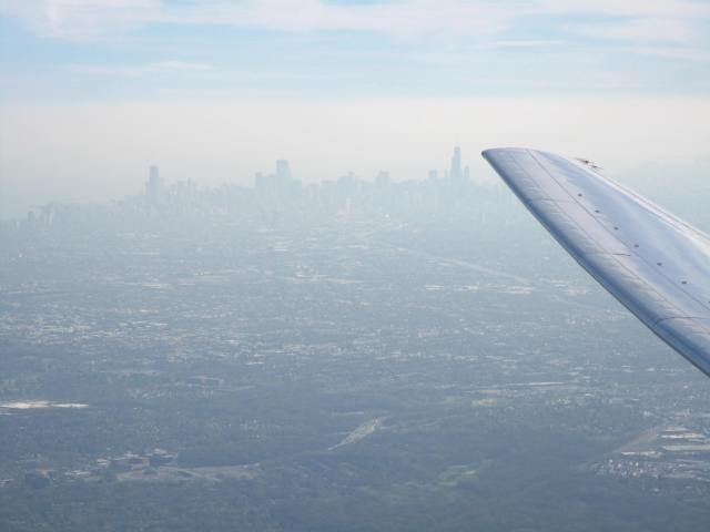 Leaving Chicago