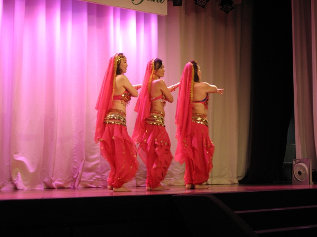 Traditional Okinawan Belly Dancing