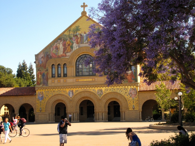 Good years at Stanford