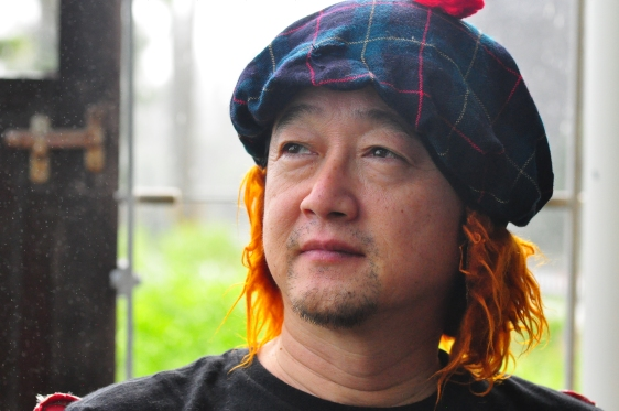 Satoru san, the world's best photographer in Kochi, voted Yes