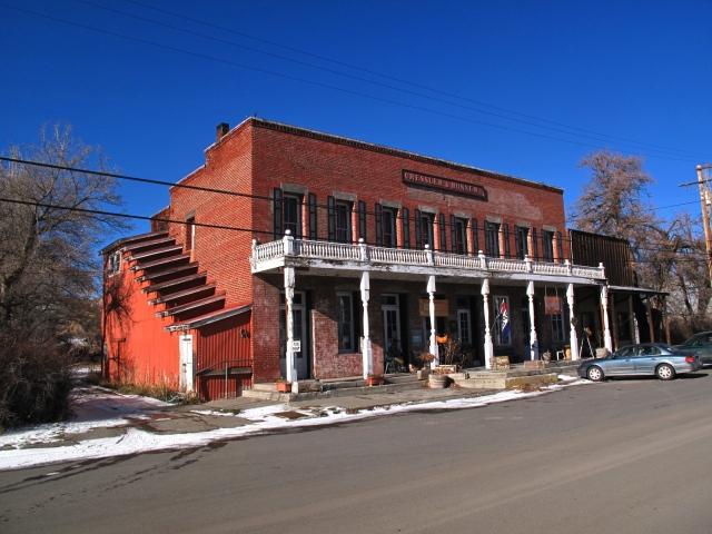 Downtown Cedarville