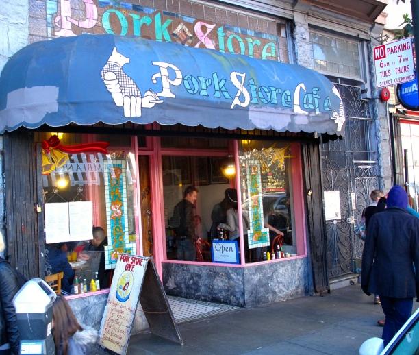 Where Bob Weir had breakfast