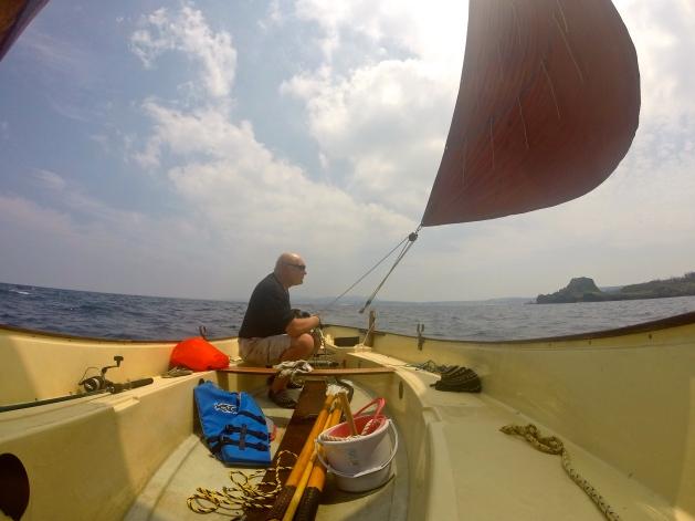 Cape Maeda astern
