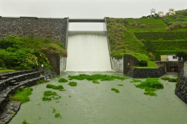 Nagahama Dam