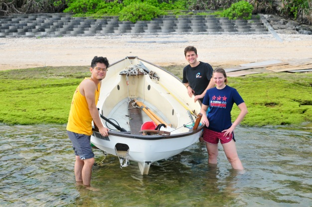 Good looking people. Thanks Hisashi, David and Laura.
